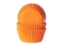 Mini-muffinsform, orange