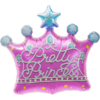 Foliopallo, Pretty Princess Crown