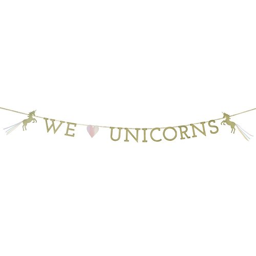 We heart Unicorn, vimpel