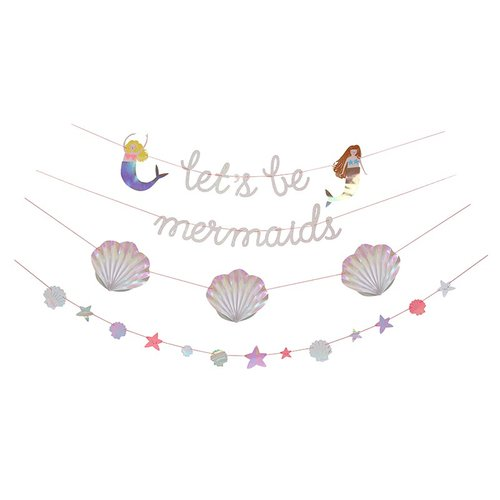 Let's be mermaids viirinauha