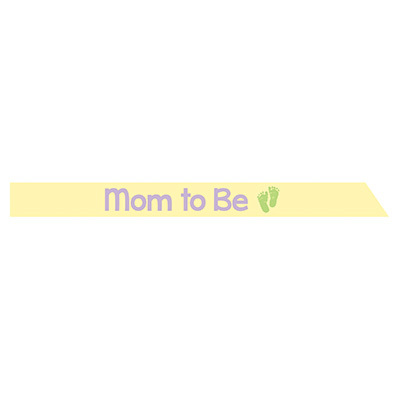 Mom to be-band