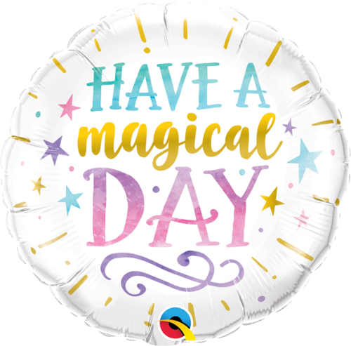 Foliopallo, have a magical day