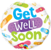 Folieballong, Get Well Soon