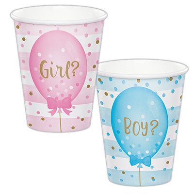 Gender Reveal mukit