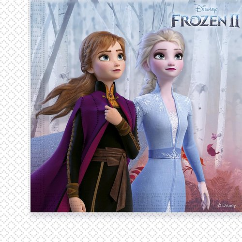 Frozen 2 servetter