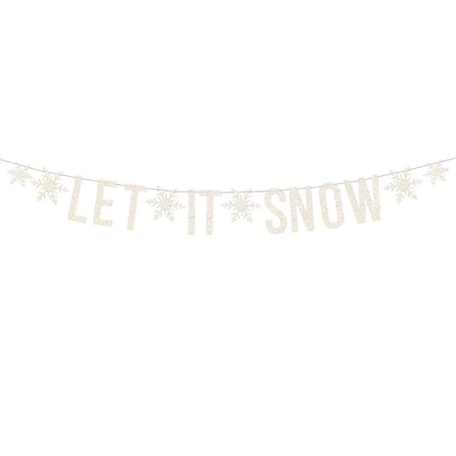Let it snow vimpelband