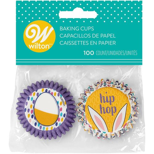 Wilton Hip Hop mini-muffinsformar