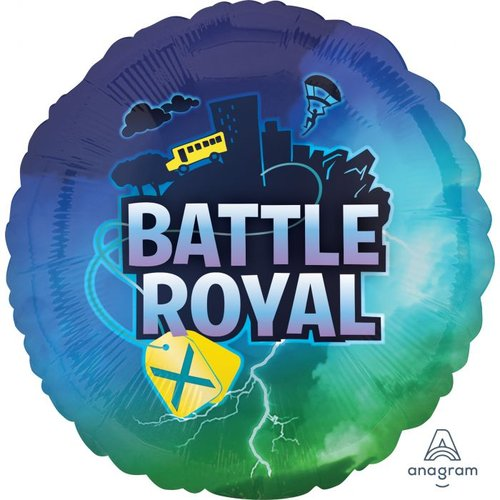 Foliopallo, Battle Royal